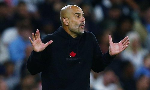 'I will not apologise': Guardiola stands by comments on Manchester City fans