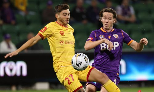 'I have been fighting my sexuality': A-League player Josh Cavallo comes out as gay