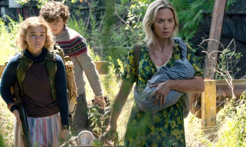 A Quiet Place Part II review – Emily Blunt horror is something to scream about