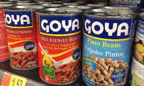 Goya Foods CEO repeats Trump's election lies, prompting calls for boycott