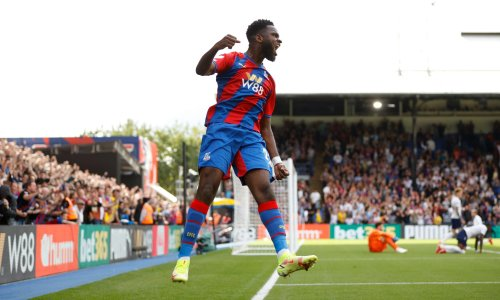 Crystal Palace's fast starter Édouard has long been a man in a hurry