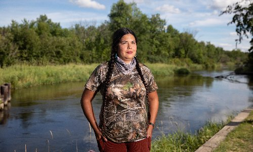 'It's cultural genocide': inside the fight to stop a pipeline on tribal lands