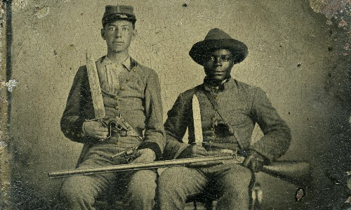 'Black resistance endured': paying tribute to civil war soldiers of color