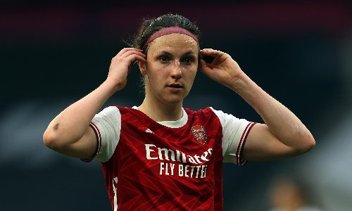 Arsenal's Lotte Wubben-Moy: 'The US was the pinnacle of competition, just relentless'