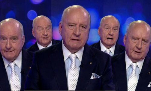 Axed yet still 'compelling', Alan Jones is neither down nor out at News Corp