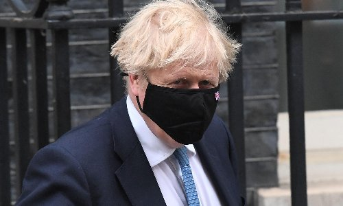 Boris Johnson: inquiry into handling of Covid crisis will start spring 2022