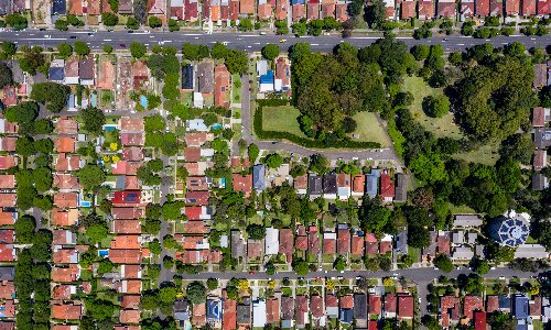 Australian house prices record largest monthly rise in almost two decades