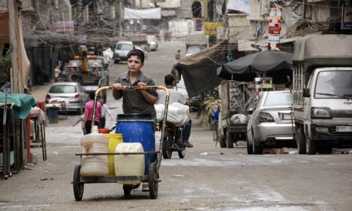 Water-related violence rises globally in past decade