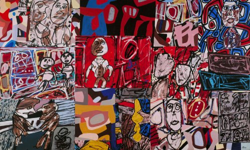 Comical, cartoonish, wonky-nostrilled brilliance – Jean Dubuffet: Brutal Beauty review
