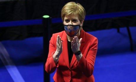 Elections 2021: Leanne Wood loses Rhondda; Sturgeon says SNP majority was 'very long shot' – live