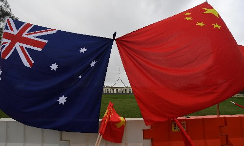 China reports Australia to UN body over 'violated' human rights
