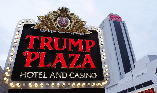 Atlantic City to auction off chance to blow up Trump's former casino