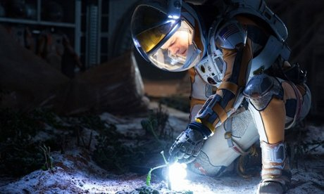 How scientifically accurate is The Martian?