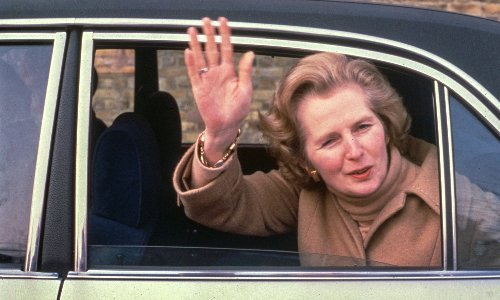 Let's not go back to the denial and delusion of the Thatcher years