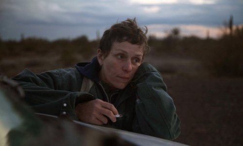 'It's an utter myth': how Nomadland exposes the cult of the western