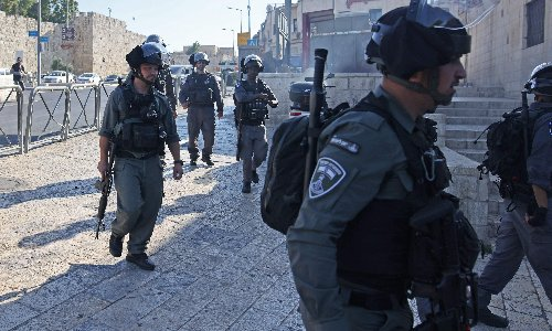 Israelis and Palestinians brace for unrest over ultranationalist march
