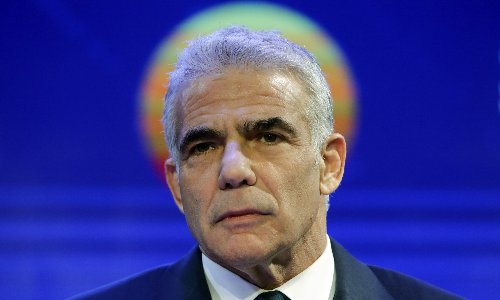 Israeli opposition leader Yair Lapid tasked with forming a government
