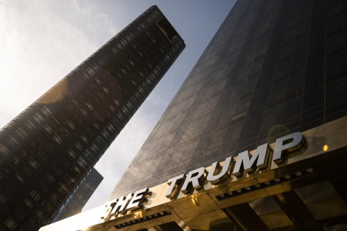 Trump properties suffer price slump as gilded name loses its shine