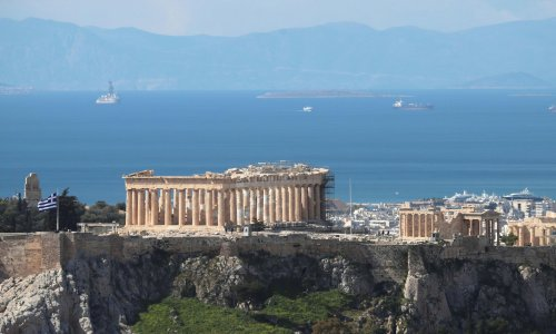 Athens appoints chief heat officer to combat climate crisis