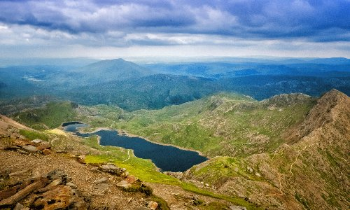 Snowdon or Yr Wyddfa, Welsh learners have a mountain to climb