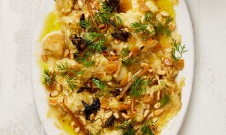 Holiday at home: Yotam Ottolenghi's recipes for Greek summer meze