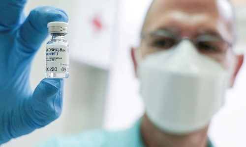 Hungary breaks ranks with EU to license Russian vaccine