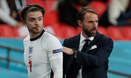 Jack Grealish casts his spell to offer England a welcome touch of theatre