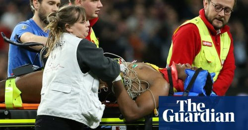 Pitchside saliva tests could be used to diagnose concussion