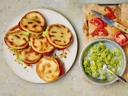 Ghanaian fritters and Venezuelan corncakes: Yotam Ottolenghi's street food recipes
