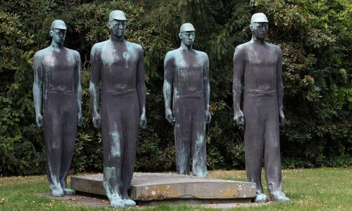 Hitler's favourite artists: why do Nazi statues still stand in Germany?