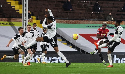 Paul Pogba pummels Manchester United to pinnacle after Fulham fright