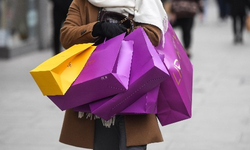 UK inflation jumped in December as shoppers returned to high street