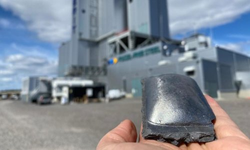 'Green steel': Swedish company ships first batch made without using coal