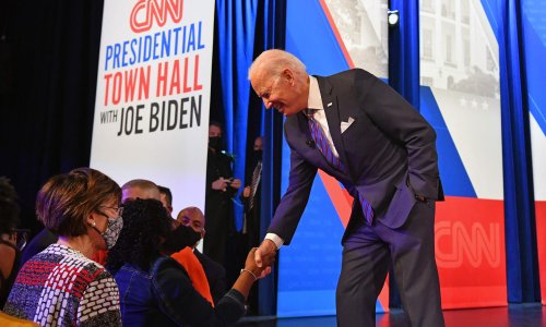 Biden gives strongest signal he's ready to move to end Senate filibuster