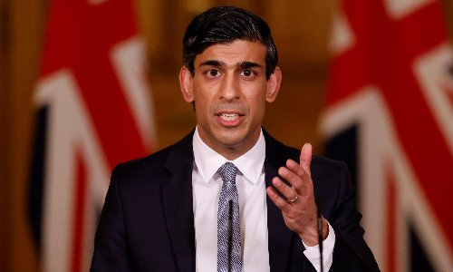 Rishi Sunak's £65bn budget tax increases are highest in 28 years