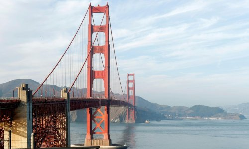 The quest to solve the mysterious 'eerie' hum of the Golden Gate Bridge