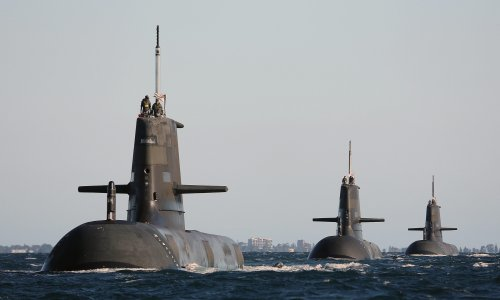 Timeline: how Australia's submarines have evolved from world war one to Aukus