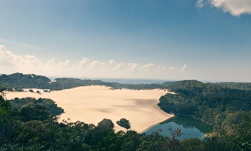 Fighting for Fraser Island: how tourism and climate change put an ancient environment at risk