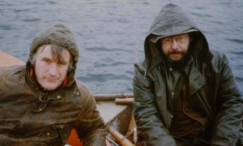'Treasure trove' of unseen Ted Hughes and Seamus Heaney writing found