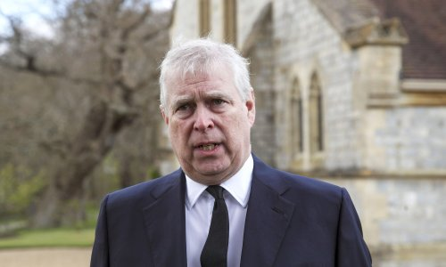 Prince Andrew not properly served with lawsuit, lawyers argue