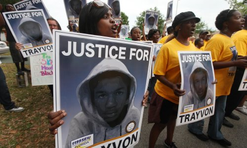 Nine years after Trayvon Martin's killing, hoodies still spark debate