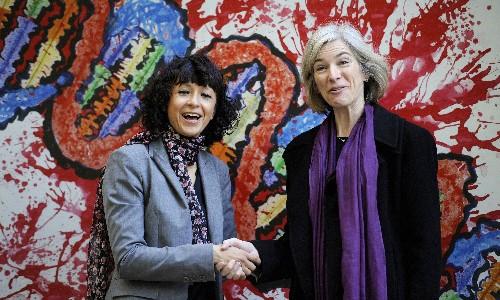 Scientists win Nobel chemistry prize for 'genetic scissors'