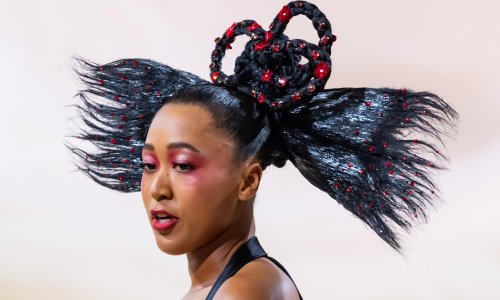 'Their locks were a centrepiece of their outfits': black hair dazzles at Met Gala