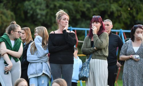 School pays tribute to Derbyshire pupils killed during sleepover