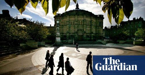 Edinburgh University admits failings after student kills herself