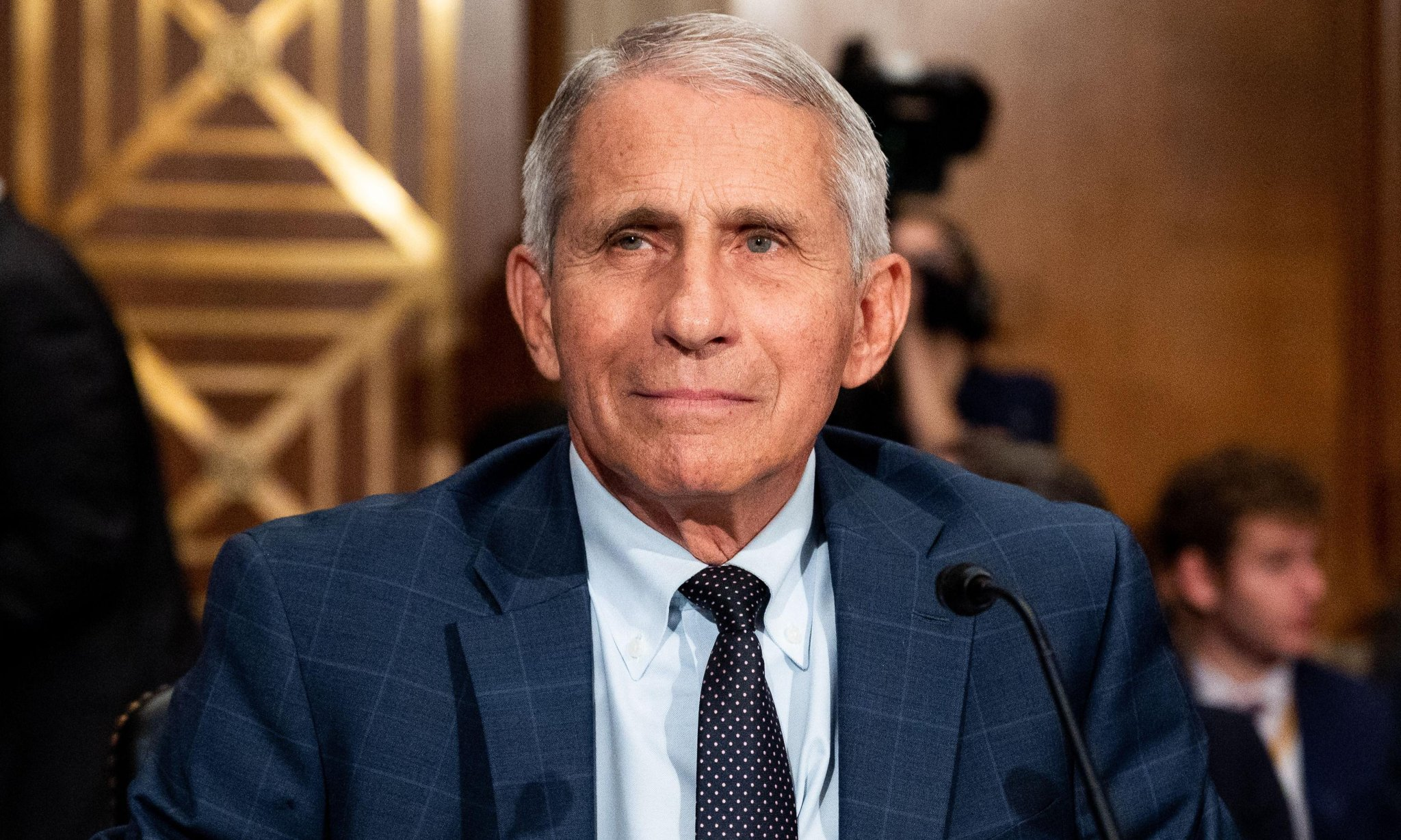 Fauci says health officials considering mask guidance revision for vaccinated