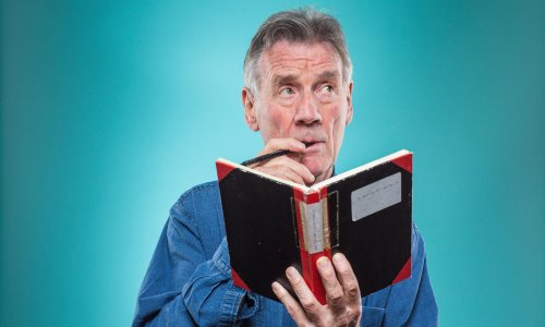 Tantrum of the opera: how Michael Palin's angry dad inspired new show