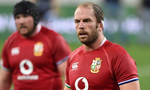 Lions captain Alun Wyn Jones: 'To be sitting here now is very, very special'