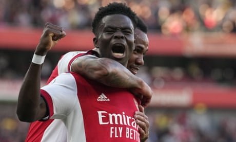 Arsenal v Tottenham: Premier League – live!