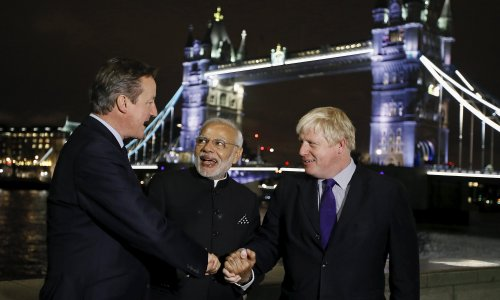 UK faces difficult path as it resumes courtship with India